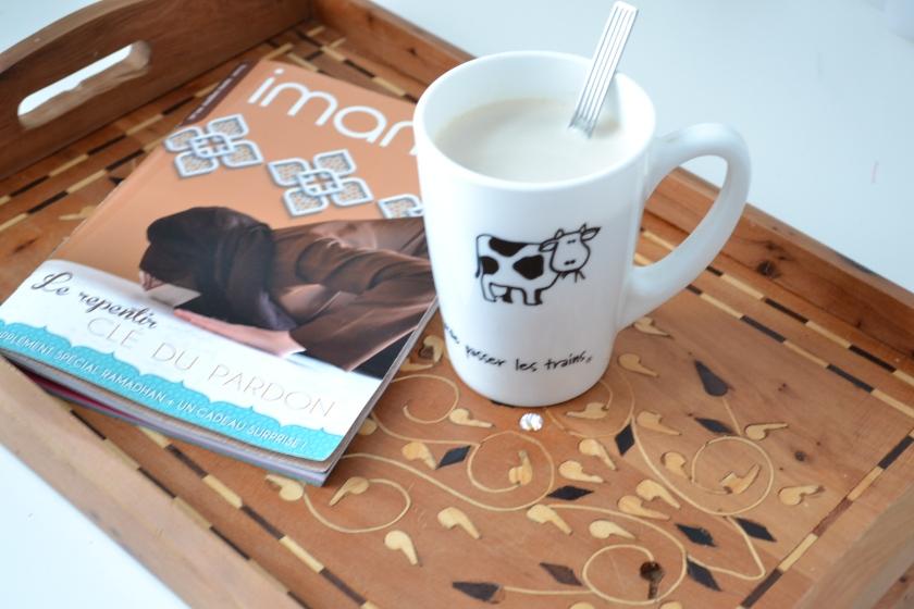 Imane Magazine et mon Café au lait
