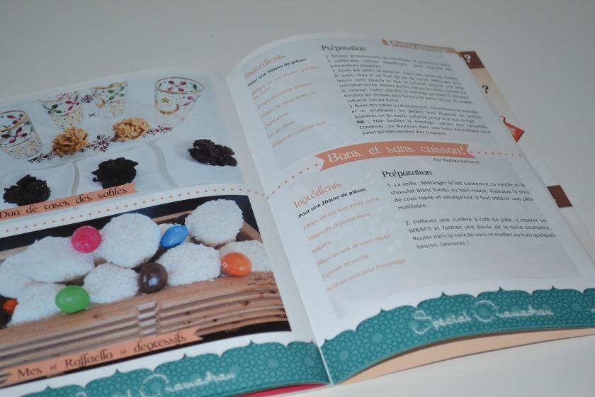 Quelques recettes illsutrées - Imane Magazine N° Juillet/aout