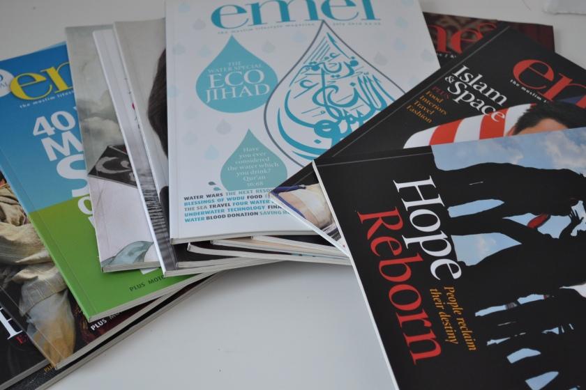 Abonnement d'un an Emel Magazine