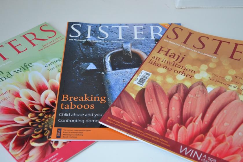 Sisters Magazine Abonnement de 3 mois
