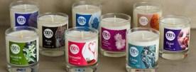 Bougies Parfumées Autour de l'Argan