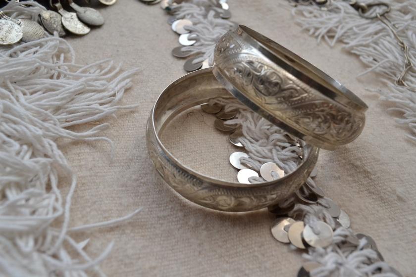 """Tblidg"" - Bracelets berbères"