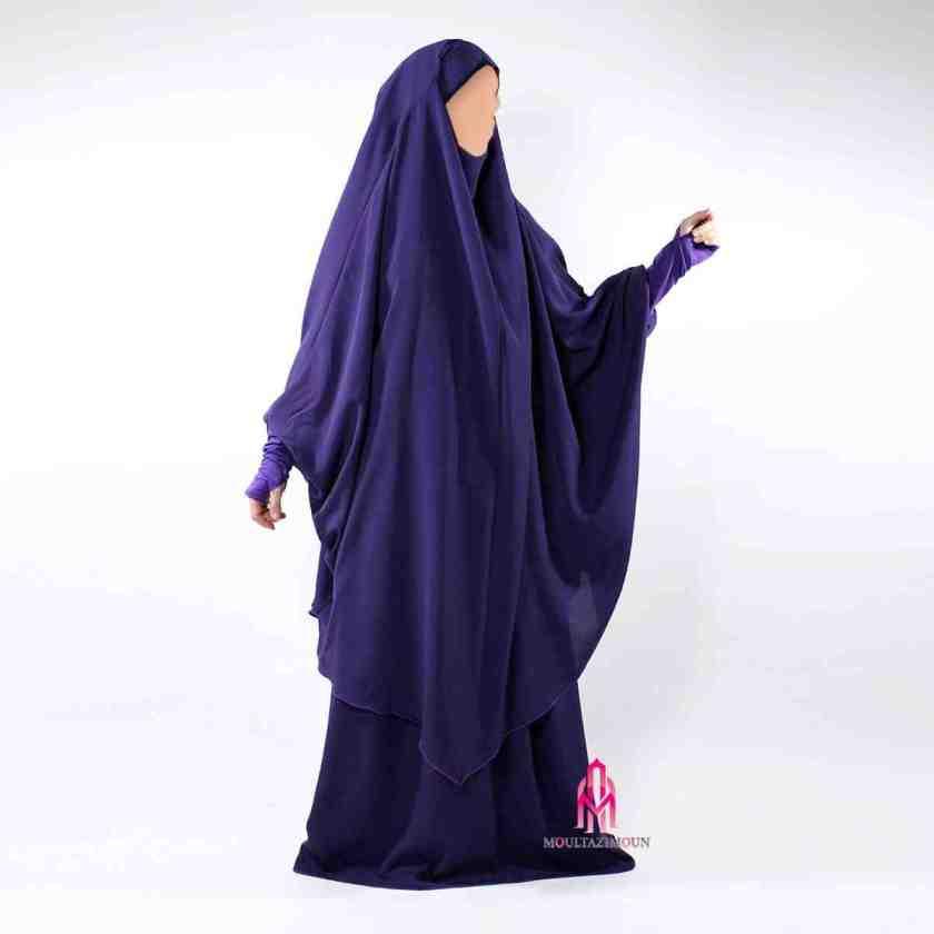 Jilbab Makkah de la Boutique AlMoultazimoum