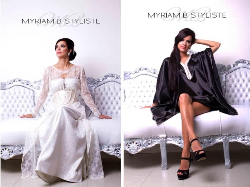 """Création : Myriam B. Modèles : """" Prestige """" &""""Tunique Orientale"""""""