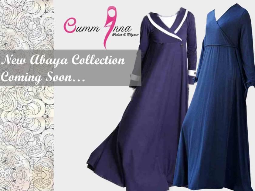 NEW Umbrella Abaya Oummanna Collection
