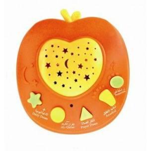 Pomme Veilleuse de chez Muslim Toys