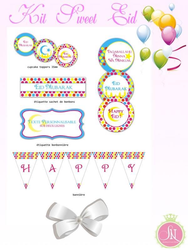 Concours Sweet Eid by Sweet Noor : Cliquer pour Participer