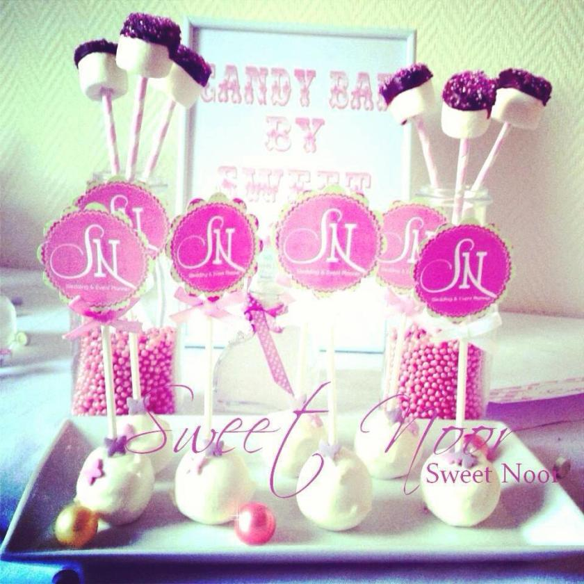 Candy Bar by Sweer Noor Wedding & Event Planner