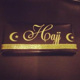 Hajj Chocolats by Sweet Noor Wedding & Event Planner