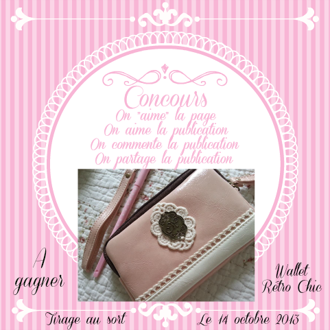 Concours Pastel shades