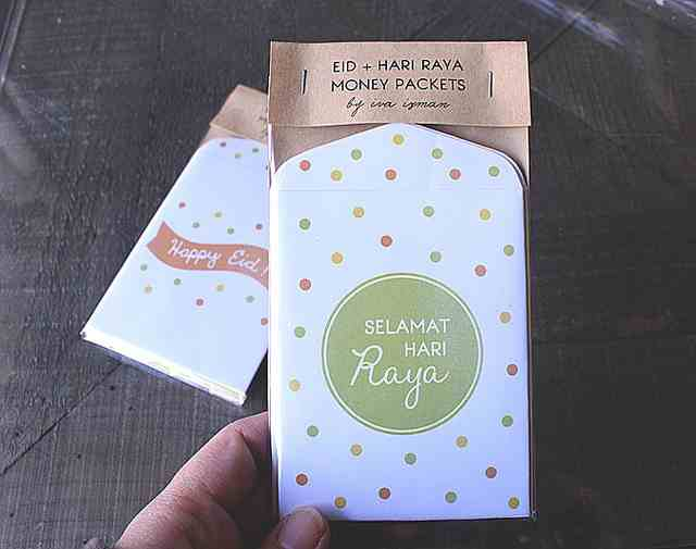Enveloppes cadeau