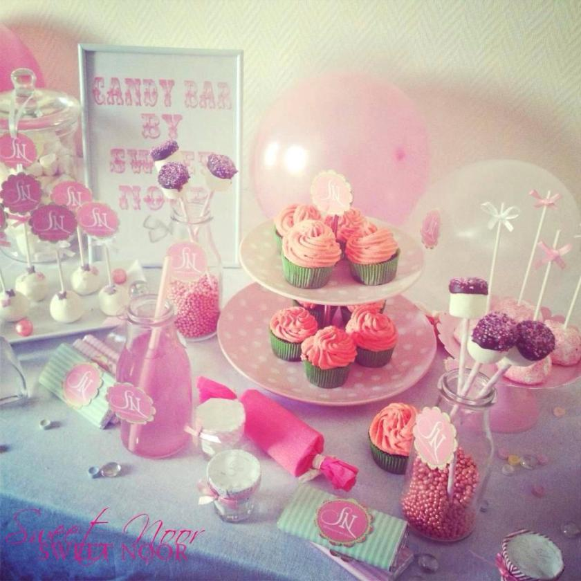 Sweet Table by Sweer Noor Wedding & Event Planner