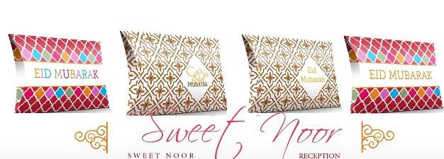 Kits Pochettes by Sweet Noor Wedding & Event Planner