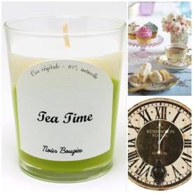bougie tea time