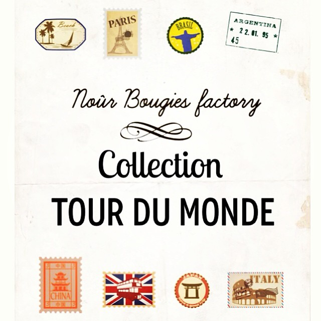 collection tour du monde