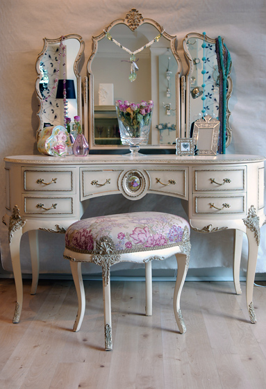 Dressing Table ou Coiffeuse