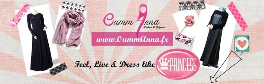 OummAnna: Feel, Live, Dress like A Princess!