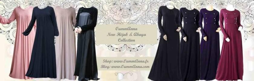 OummAnna Abaya Collection