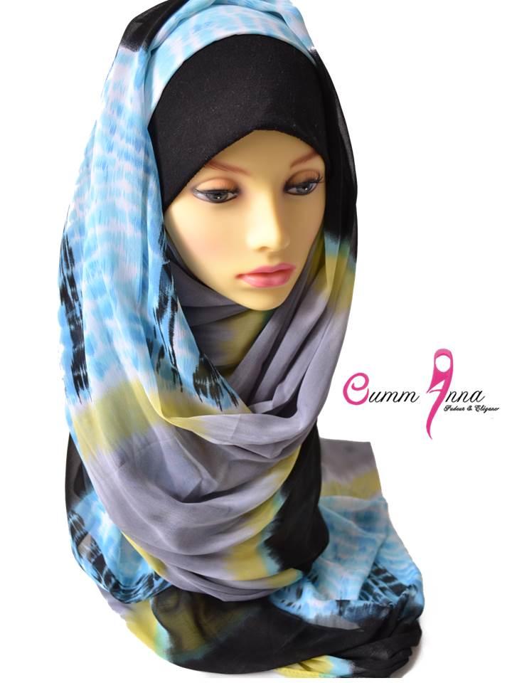 Maxi Hijab Touareg by OummAnna