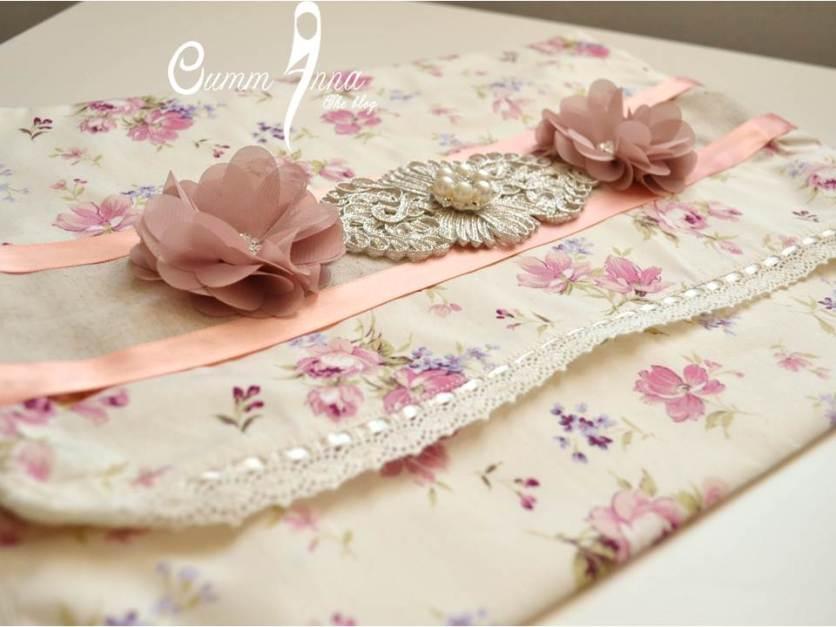Details de la Pochette {Girly Chic} by OummAnna