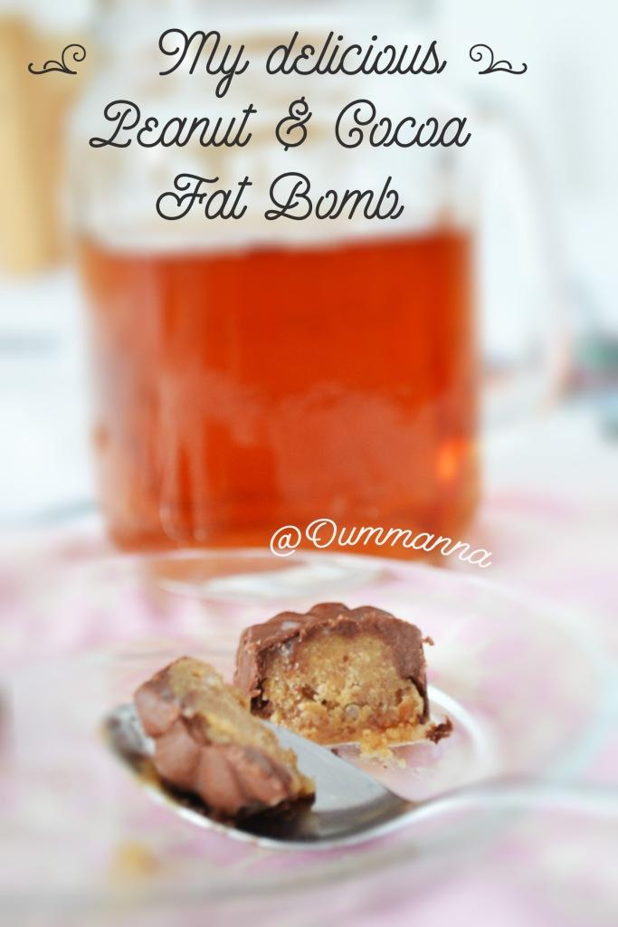 peanutcocia fatbomb