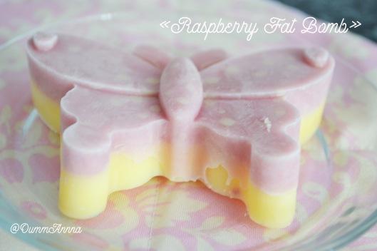 Raspberry fatbomb