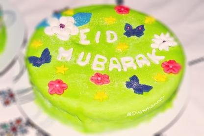Gateau Eid 2