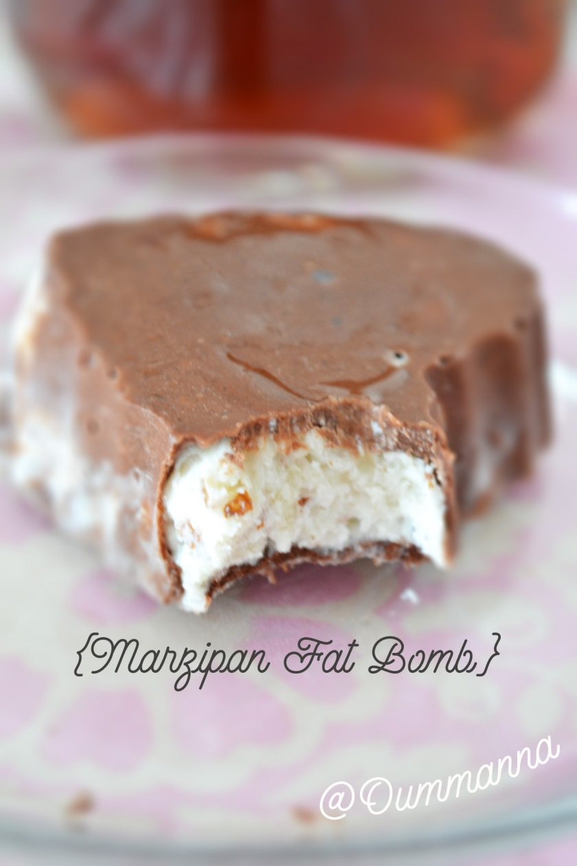 {Marzipan Fat Bombs} Keto diet – Recette Challenge Fat