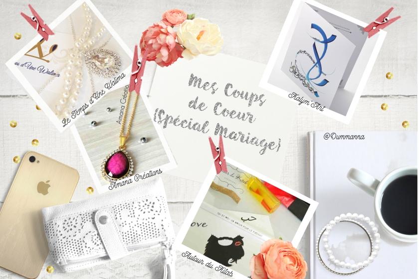 coups de coeur mariage by Oummanna