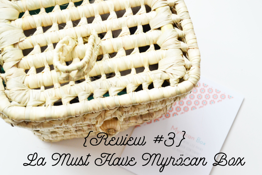 Must have Myrocan Box Review by Oummanna