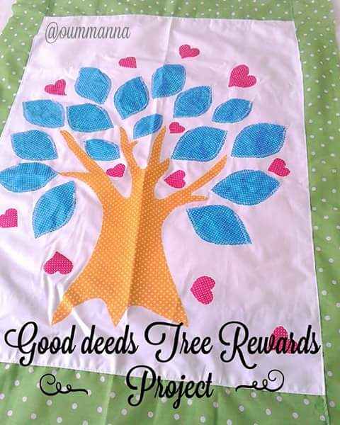 Good deeds Tree by Oummanna