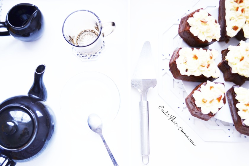 Carrot cake Recipe Melting Pots by Oummanna