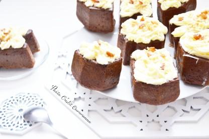 Carot cake Melting Pots by Oummanna