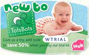 tots Bots Trial Kit Offer rnw 2016