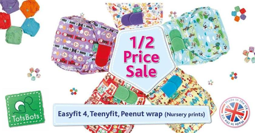 RNW2016 TOTS BOTS OFFERS half price ON PEANUT WRAPS