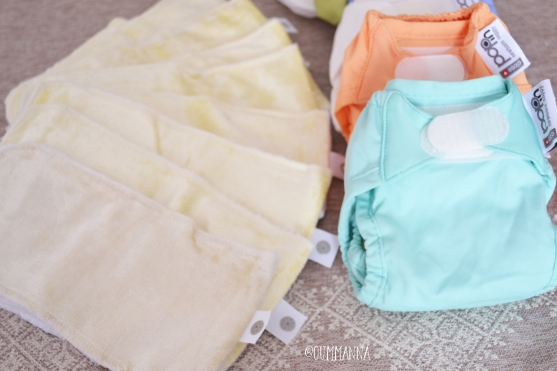 Newborn Pop-ins nappy review
