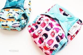 Pop in V2 New prints 2016 Kokeshi dolls