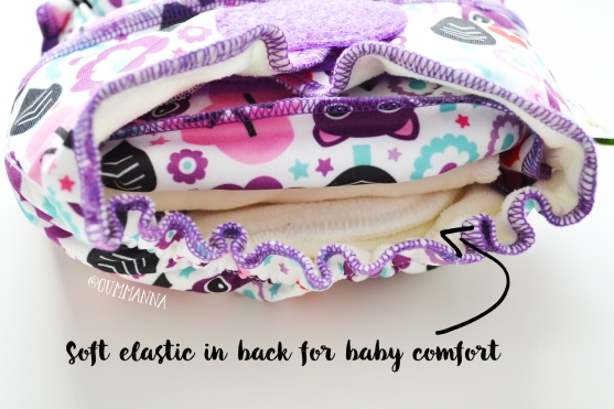 ECOPIPO All in one cloth nappy review