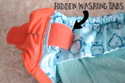 pop-in v2 reusable nappy