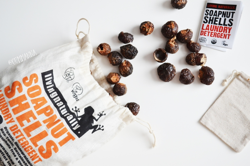 Living Naturally Soapnuts Medium Starter Pack
