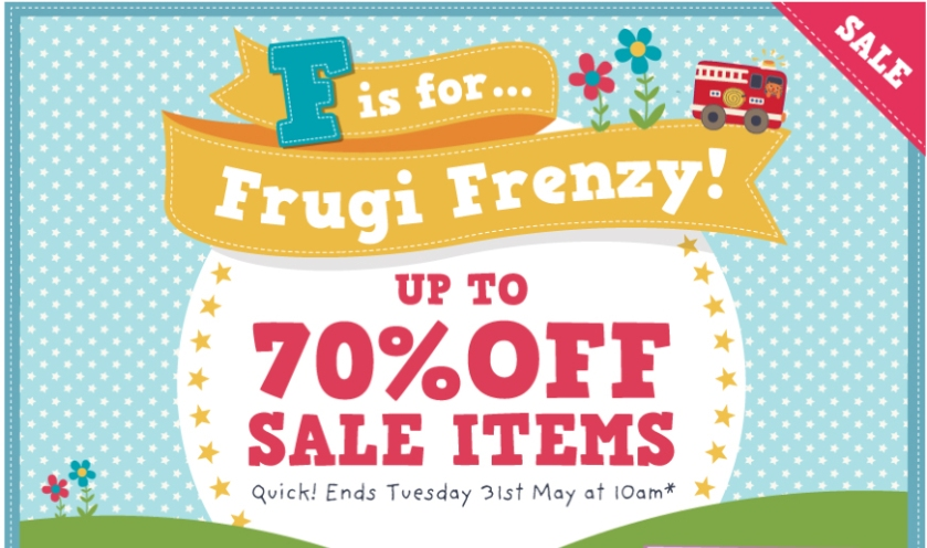 Frugi sales