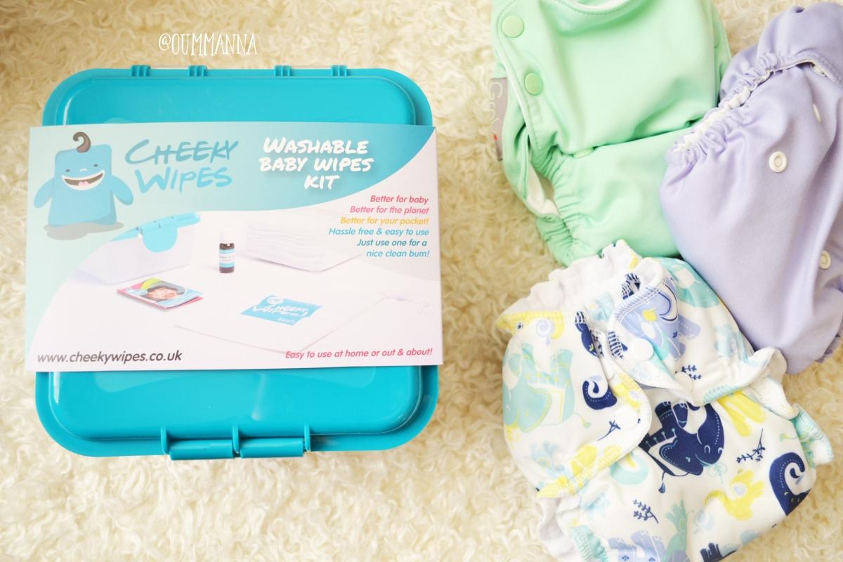 Cheeky wipes Mini Kit REVIEW