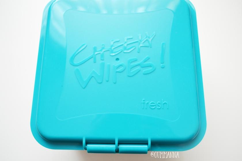 CHEEKY WIPES FRESH BOX