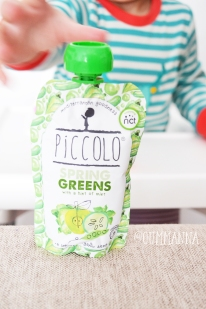 My little piccolo organic baby food