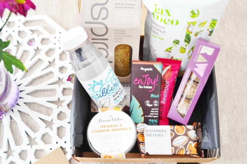 June Forest Primal Snack Box