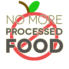 no more processed food