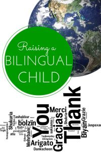 raising bilangual children