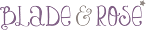 Blade and ROSE logo-grey
