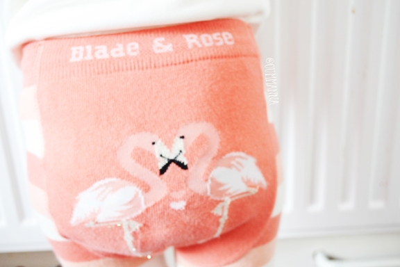 Blade and Rose flamingo leggings