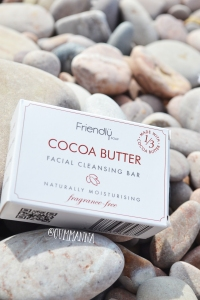 Friendly soap cocoa butter facial soap